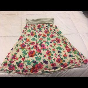 O'Neill Floral Skirt